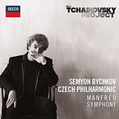 The Tchaikovsky Project, Volume 2 = TCHAIKOVSKY – Manfred Symphony‒ Czech Philharmonic / Semyon Bychkov ‒ Decca