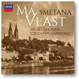 SMETANA: Ma Vlast – Czech Philharmonic Orchestra/ Jiri Belohlavek – Decca