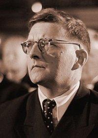 Portrait Shostakovich