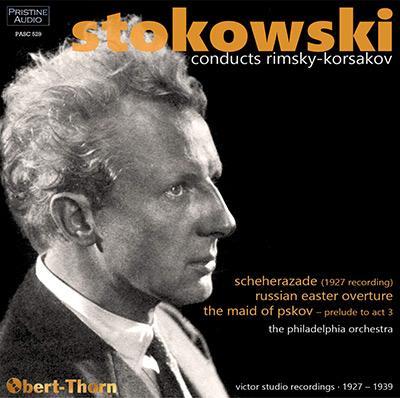 RIMSKY-KORSAKOV: Scheherazade, and other orchestral works – Philadelphia Orchestra/ Leopold Stokowski – Pristine Audio