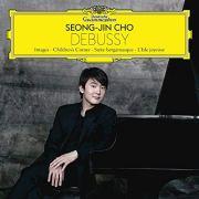 Seong-Jin Cho, playing Debussy