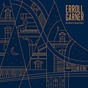 Errol Garner Night Concert, Album Cover