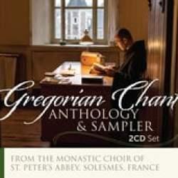 Gregorian Chant Sampler