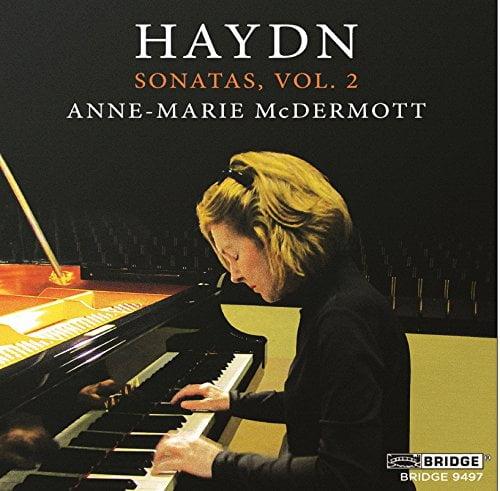 Franz Josef HAYDN: Piano Sonatas — Anne-Marie McDermott, piano — Bridge