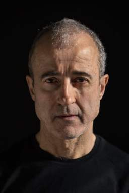 Portrait of Bobby Previte, by Kate Previte