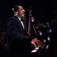 Portrait of Erroll Garner