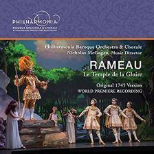 Rameau The Temple of Glory
