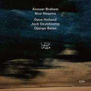 Blue Maqams, with Anouar Brahem, Album Cover