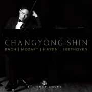 Changyong Shin, Steinway and Sons Album Cover