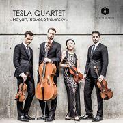 Tesla Quartet, Album Cover