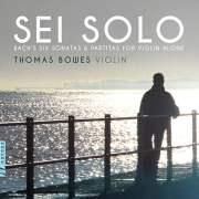 Thomas Bowes, Bach Sonatas and Partitas