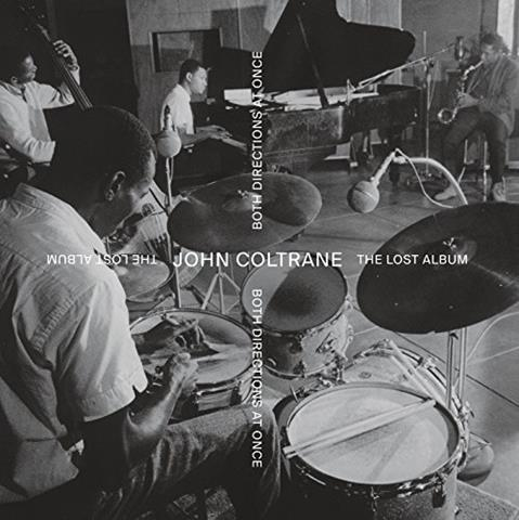 COLTRANE. Both Directions at Once: The Lost Album –  Verve
