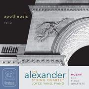 Mozart Piano Quartets, with Alexander Quartet and Joyce Yang