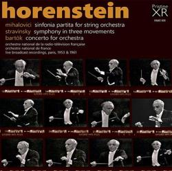 Horenstein Conducts, album cover