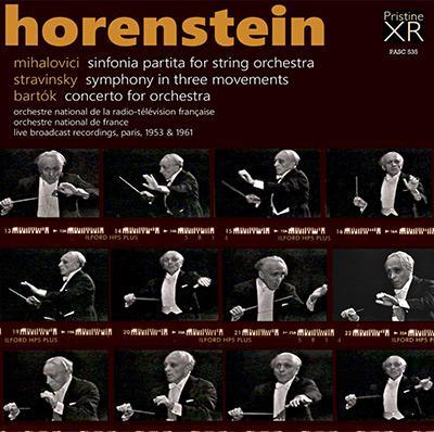 Hohenstein Conducts MIHALOVICI; STRAVINSKY; BARTOK – Pristine Audio