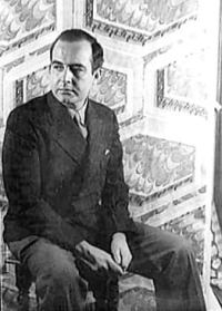 Portrait of Samuel Barber