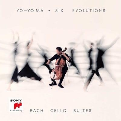 """Six Evolutions"" = BACH: Six Suites for Solo Cello – Yo-Yo Ma, cello – Sony Classical"