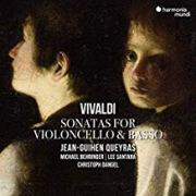 Vivaldi Sonatas For Cello and Continuo, album cover