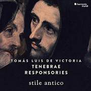 Tomas Victora, Tenebrae Album Cover, stile antico