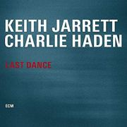 Last Dance Album Cover, Keith Jarrett, Charlie Haden