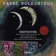 Kolesnikov, Moonlight Sonata, Album Cover