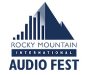 Logo Rocky Mountain Audio Festival