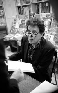 Portrait Philip Glass