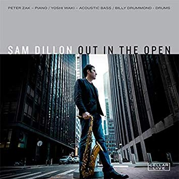 Sam Dillon – Out In The Open – CellarLive