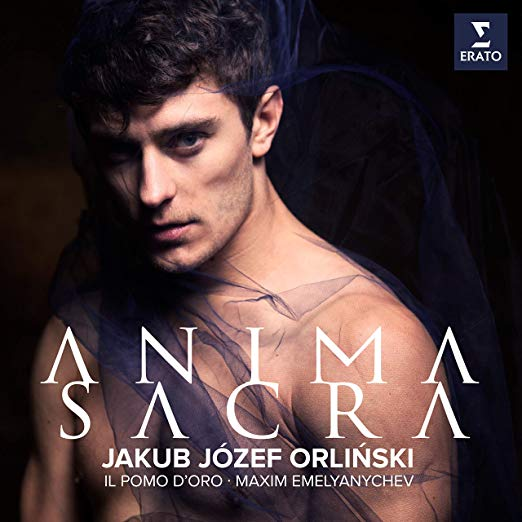 Anima Sacra — Baroque Sacred Arias, featuring Jakub Józef Orlinski—Erato