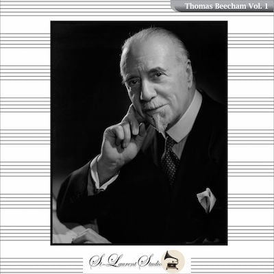 Sir Thomas Beecham, Vol. 1 = Symphonic Works by GRIEG; BRAHMS; BERLIOZ – Symphony of the Air – Yves St-Laurent Studio