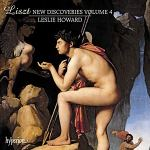 LISZT: New Discoveries, Vol. 4 - Leslie Howard, piano - Hyperion