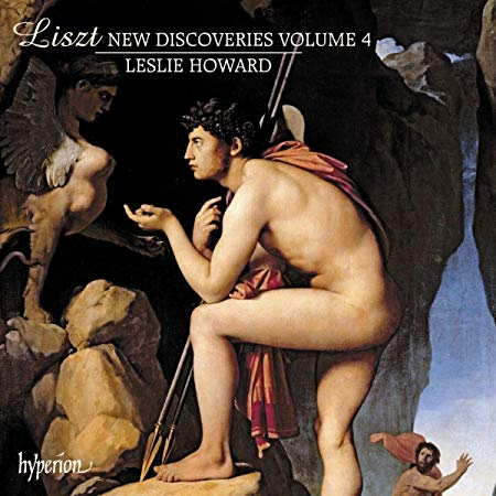 LISZT: New Discoveries, Vol. 4 – Leslie Howard, piano – Hyperion