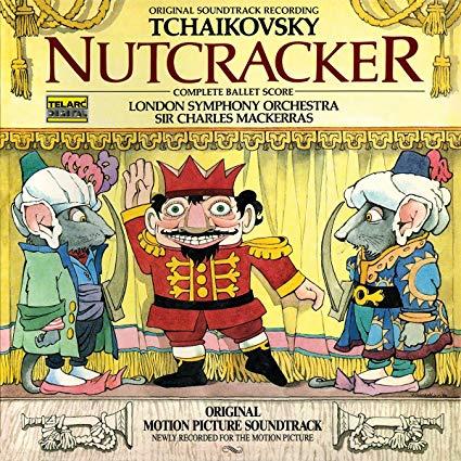 London Symphony Orchestra – Tchaikovsky Nutcracker – Telarc Records, Vinyl Release