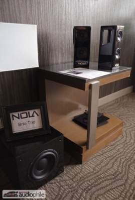 RMAF 2018 Nola Brio System 2