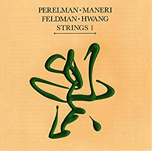 Ivo Perelman – Strings 1 and Strings 2 – Leo Records