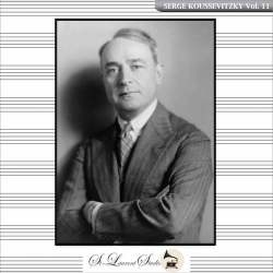Serge Koussevitzky Conducts Schumann Album Cover