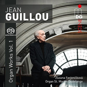 Jean Guillou Works for Organ, Vol 1