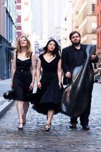 Portrait Neave Trio by Arthur Moeller