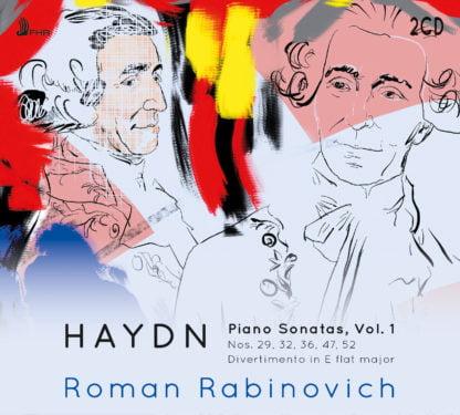 Franz Joseph HAYDN. Piano Sonatas, Vol. 1— Roman Rabinovich — First Hand Records
