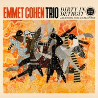 Emmet Cohen Trio – Dirty In Detroit/Live At The Dirty Dog Jazz Cafe