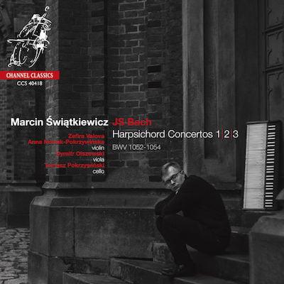 Marcin Swiatkiewicz Bach Concertos