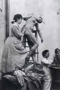 Portrait Camille Claudel
