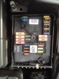 ESP fuse missing? | AudiSport