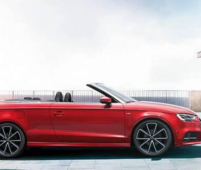 Configuration Suggestions Audi A Cabriolet