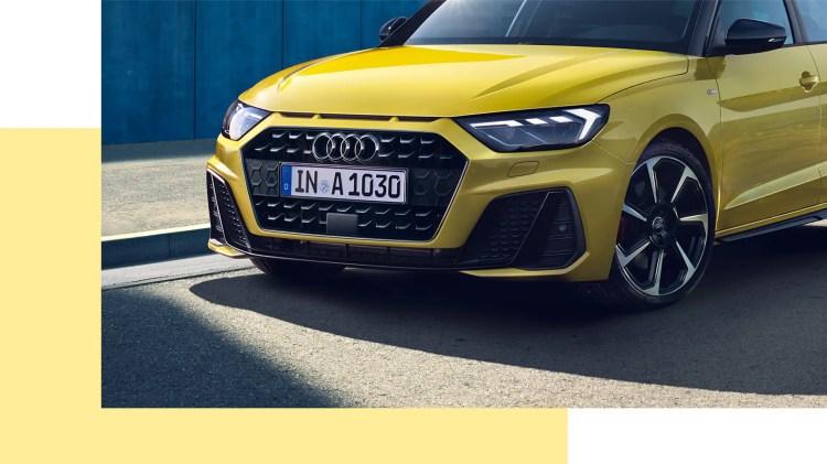 A1 Sportback > Gamma Audi A1 > Audi Italia