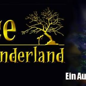 "Rückblick auf Live-Hörspiel ""Alice im Wunderland"""