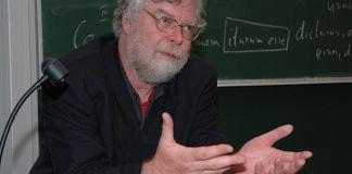 """""""Ulrich W. Sahm"""" Foto von Christliches Medienmagazin pro - Flickr: Ulrich W. Sahm. Lizenziert unter Creative Commons Attribution 2.0 über Wikimedia Commons"""