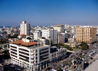 Gaza City. Foto PD