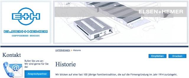 """Geschichts(um)schreibung: Nach Rolf Stürms schriftlichem Einwand verschwand lediglich das Halbwort """"Familien"""". Foto: Screenshot"""