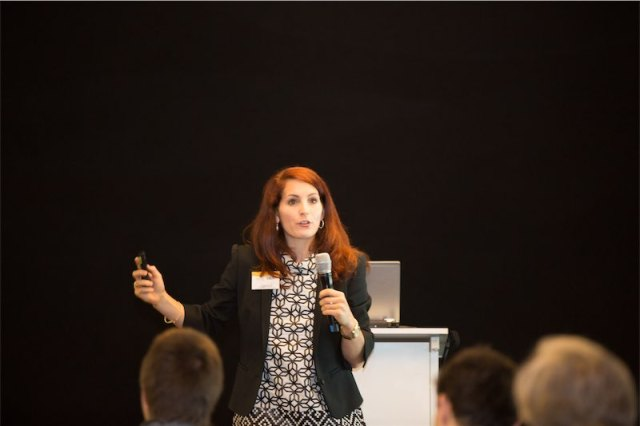 Die israelische Datensicherheits-Spezialistin Shira Kaplan. Foto zVg